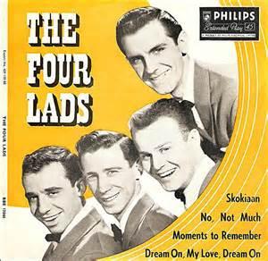 Four lads