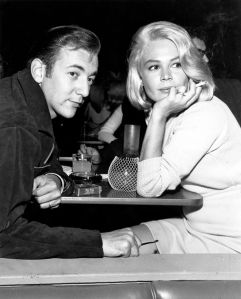 Bobby Darrin and Sandra Dee