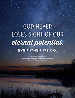 God Knows Our Eternal Potential