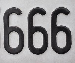 Number 666