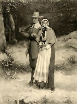 John Alden and Priscilla Mullins Good